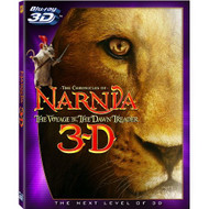 The Chronicles Of Narnia: The Voyage Of The Dawn Treader 3D On Blu-Ray - KK565373
