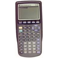 Texas Instruments TI-83 Graphing Calculator Handheld TI83 - ZZ627955
