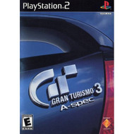 Gran Turismo 3 A-Spec For PlayStation 2 PS2 Racing - EE557668