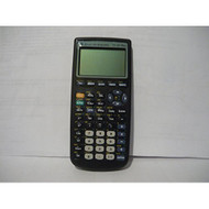 TI-83 Plus Graphics Calculator Handheld Graphing - ZZ627997