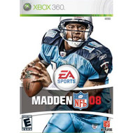 Madden NFL 08 For Xbox 360 Football - EE559073