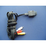 Nintendo OEM Audio Visual A/v Cord Cable TV For Super Nintendo SNES - ZZ599231