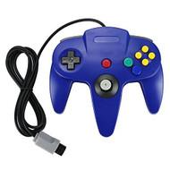 Generic Blue Long Handle Controller Pad Joystick For Nintendo 64 - ZZ612820