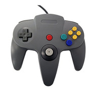 Nintendo N64 Grey Replacement Controller By Mars Devices Gray - ZZZ99078