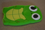 Griffin Kazoo Case For iPod Touch 4 Turtle Fitted Multi-Color GB03283 - EE557363