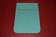 Forward Trifold Envelope Universal 7 Inch Case Turquoise Cover Green - EE557894