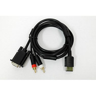 VGA Monitor And RCA Sound Cable For Sega Dreamcast - QQ99049