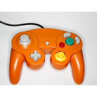 Nintendo GameCube & Wii Replacement Controller Orange By Mars Devices - ZZZ99058