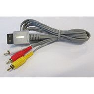Composite AV Cable For By Mars Devices Gray A/v For Wii - ZZZ99010