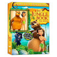 The Jungle Book: Limited Edition With Collectible Toy On DVD With Emma - EE553915