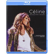 Une Seule Fois By Celine Dion On Blu-Ray Music And Concerts - EE549584