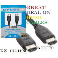 1080P HDMI Video Cable 6 Feet 1.8 Meters PS3 Xbox 360 - ZZ203758