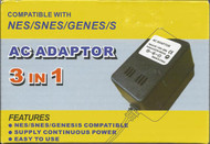 Universal Power Adapter NES SNES Sega Genesis Super - ZZ527710