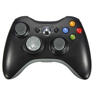 Microsoft OEM Wireless Remote Controller Black For Xbox 360 - ZZ529046