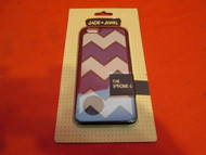 Jade & Jewel Snakeskin Cell Phone Case iPhone 6 Blue/gray Cover CO8189 - EE533865
