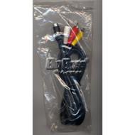Genesis 2 3 32X Nomad 9-PIN AV Cables Video For Sega Genesis Vintage A - ZZ594788