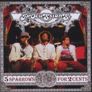 5 Sparrows For 2 Cents By The Procussions On Audio CD Album 2006 Rap & - EE547895