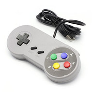 Super Nintendo USB Controller By Mars Devices Gamepad - ZZZ99019