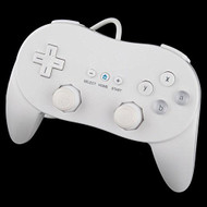 New Classic Pro Controller White For Wii NES Classic - ZZ529104