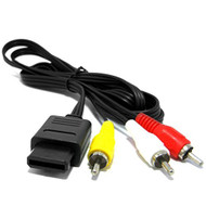 Composite AV Cable For Nintendo Super Nintendo / SNES GameCube And - ZZZ99000