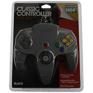 Gen Classic Controller Grey For N64 Nintendo Gray Gamepad - ZZ633245