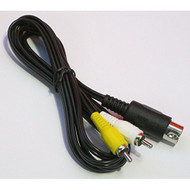 Composite AV Cable For Sega Genesis By Mars Devices - ZZZ99023