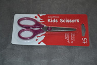SchoolWorks 5 Inch Kids Scissors Pointed-Tip Squishgrip Various Colors - EE502741