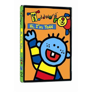Toddworld: Hi! I'm Todd Children On DVD - EE497311