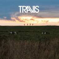 Where You Stand By Travis On Audio CD Album Music 2013 - EE547833