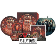 Powerless Rise By As I Lay Dying On Vinyl Record LP Album Metal 2010 - EE547600