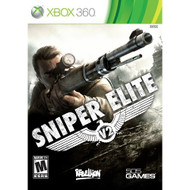 Sniper Elite V2 For Xbox 360 With Manual and Case - EE644801