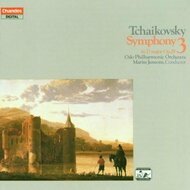 Symphony 3 By Pi Tchaikovsky On Audio CD Album 1992 - XX645089