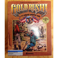 Gold Rush A 3-D Animated Adventure Game Software - DD645170