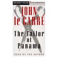 The Tailor Of Panama By John Le Carre John Le Carre Reader On Audio - DD645952