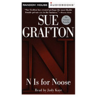 N Is For Noose By Grafton Sue Kaye Judy Reader On Audio Cassette By - DD645946