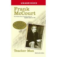 Teacher Man: A Memoir By McCourt Frank McCourt Frank Reader On Audio - D646212