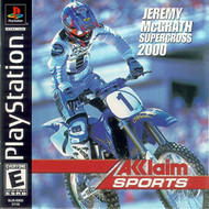 Jeremy McGrath Supercross 2000 For PlayStation 1 PS1 - EE646511