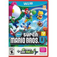 New Super Mario Bros U New Super Luigi U For Wii U - EE646979