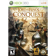 The Lord Of The Rings: Conquest For Xbox 360 With Manual and Case - DD646995