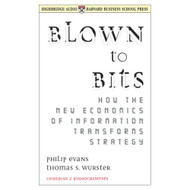 Blown To Bits By Evans Philip Wurster Thomas S On Audio Cassette by - D647418