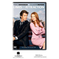 Laws Of Attraction On DVD with Pierce Brosnan Romance - XX647995
