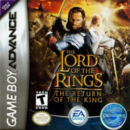 Lord Of The Rings: Return Of The King For GBA Gameboy Advance - EE648085