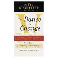 The Dance Of Change Abridged By Senge Peter M Kleiner Art Roberts - D648753