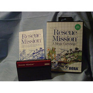 Rescue Mission System For Sega Master Vintage - EE648913