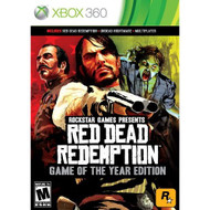 Red Dead Redemption: Game Of The Year Edition For Xbox 360 - EE649119