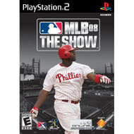 MLB 08 The Show For PlayStation 2 PS2 Baseball - EE649164