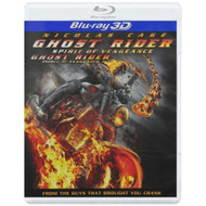 Ghost Rider: Spirit Of Vengeance 3D On Blu-Ray With Nicolas Cage - DD649753