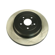Beck Arnley 083-3327 Brake Disc - DD649981