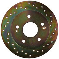 Power Stop JBR798R Cross Drilled Performance Brake Rotor Right - DD649985
