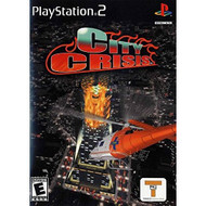 City Crisis For PlayStation 2 PS2 Racing With Manual and Case - EE650147